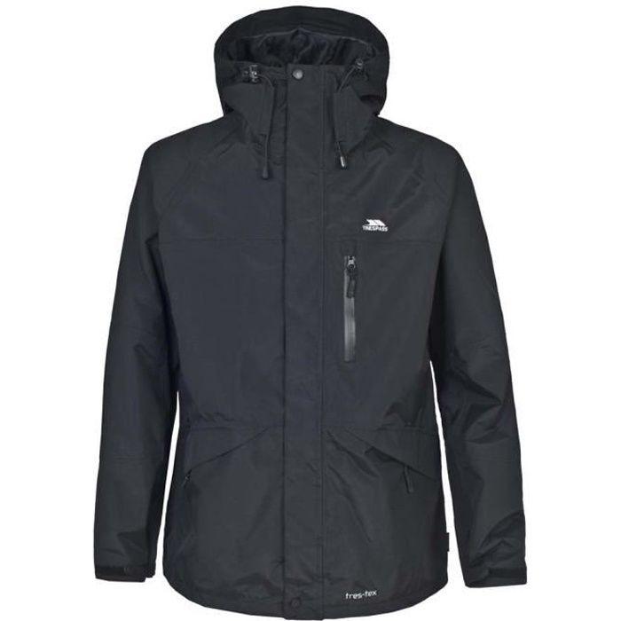 Vêtements homme Vestes imperméables Trespass Corvo Jacket