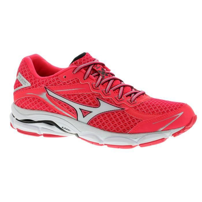 MIZUNO Wave Ultima 7 Chaussure Femme - Taille 41 - ROSE