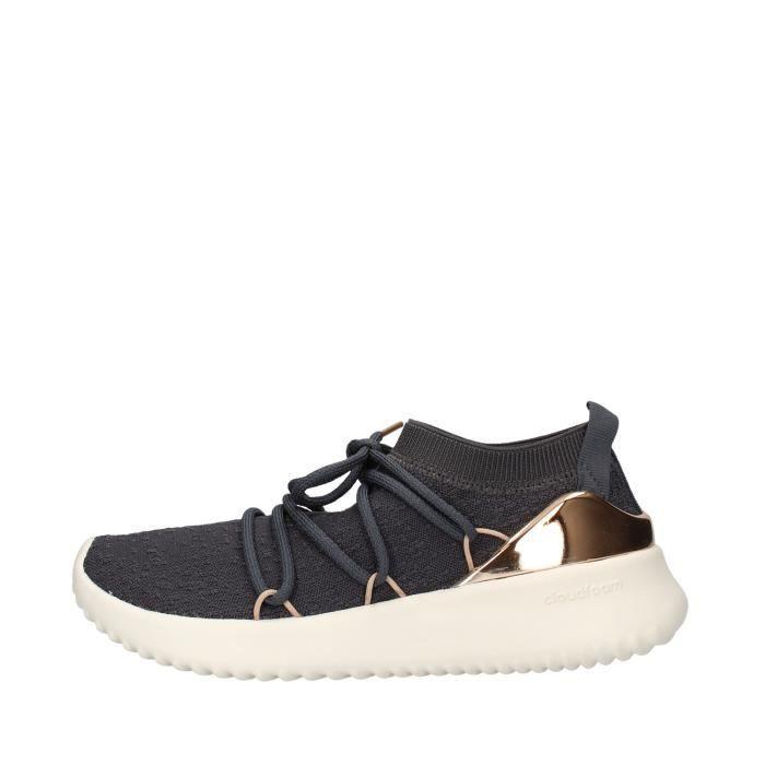 Adidas F37037 chaussures de tennis faible Femme GRIS