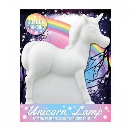 THUMBS UP ! Lampe d'humeur LED Licorne