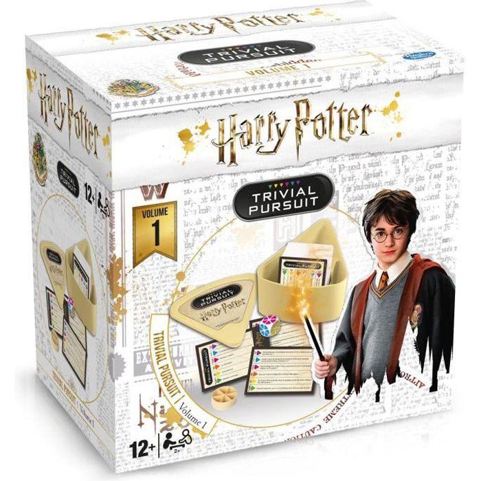TRIVIAL PURSUIT Harry Potter volume 1 - Jeu de voyage - Jeu de questions réponses