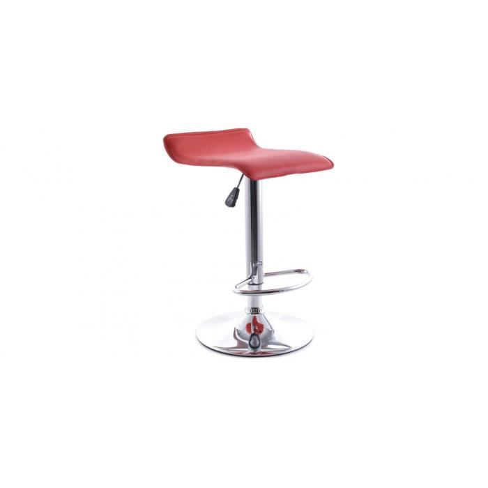 Tabouret de bar office pivotant r glable en hauteur - Tabouret de bar hauteur reglable ...