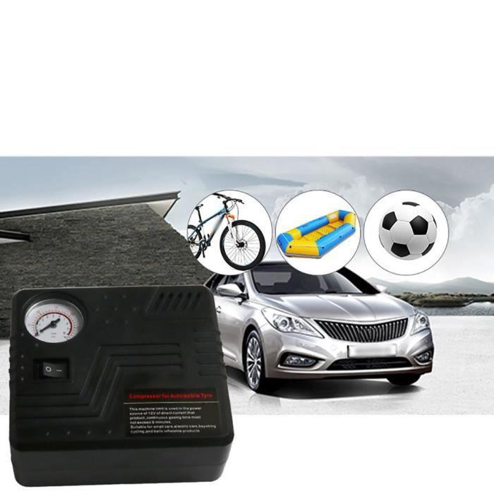 Pompe /à v/élo portable compacte pour v/élo de route | Pompe /à air pour v/élo Mini pompe /à v/élo toutes les valves v/élo /électrique Presta // Schrader