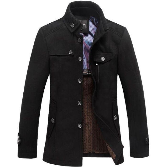 Duffle Manteau En Homme Coat D'affaires H Laine WIDe9YE2H