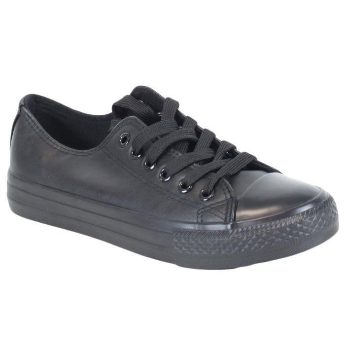 Baskets 80056-1 All Black