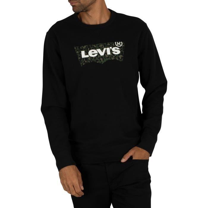 Star Wars Homme Gris Noir à Capuche Sweat-Shirt Large Graphique NEUF