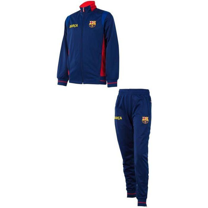 Collection Officielle Taille Adulte Homme Fc Barcelone Veste zipp/ée /à Capuche Barca