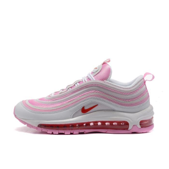 chaussure nike femme air max 97 rose