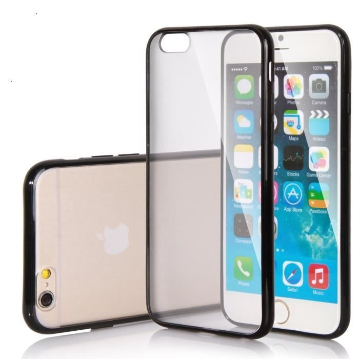 coque transparente iphone 6 plus