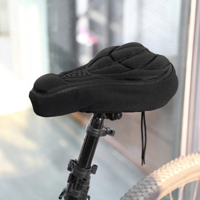 Siège Eponge Large de Bicyclette Epais Selle Vélo Vtt Coussin