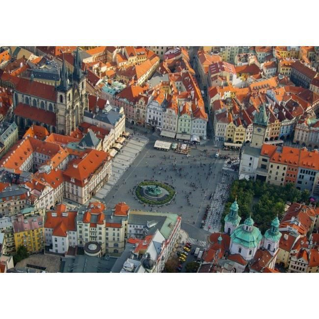 PUZZLE Puzzle 1000 pièces Prague