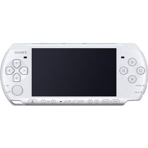 CONSOLE PSP CONSOLE SONY BASE PACK PSP 3000 WHITE