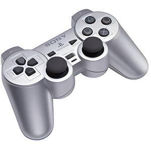 MANETTE JEUX VIDÉO SONY Manette PS2 DUALSHOCK 2 officielle Silver
