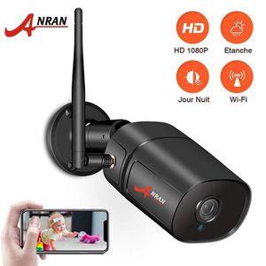CAMÉRA IP ANRAN Caméra IP extérieure 1080P HD caméra de surv