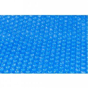 BÂCHE - COUVERTURE  Bache a bulles pour piscine ronde de la marque Aqu