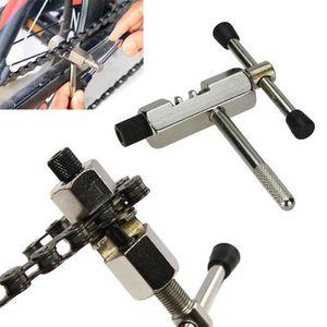 CHAÎNE DE VÉLO Vélo en acier chaîne Splitter Cutter Réparation so