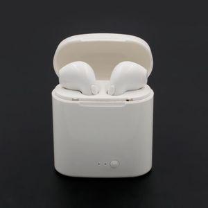CASQUE - ÉCOUTEURS Écouteur sans fil Bluetooth écouteurs Mic mains li