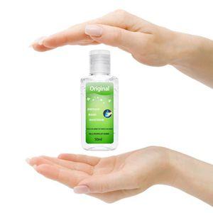 SAVON - SHAMPOING BÉBÉ gel antibactérien désinfectant pour les mains sans
