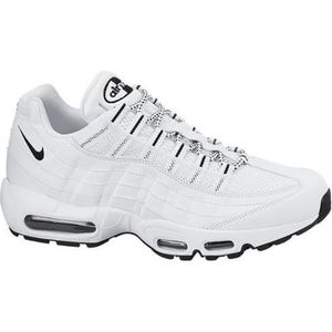 BASKET MULTISPORT NIKE Baskets Air Max 95 - Homme - Blanc