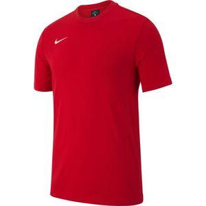 POLO Nike Tee-shirt Team 19 coton Enfant rouge