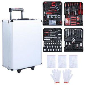 VALISETTE - MALLETTE Mallette à outils trolley, boite à outils, valise