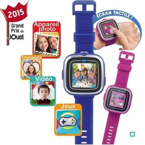APPAREIL PHOTO ENFANT VTECH Kidizoom Smartwatch Connect Bleue
