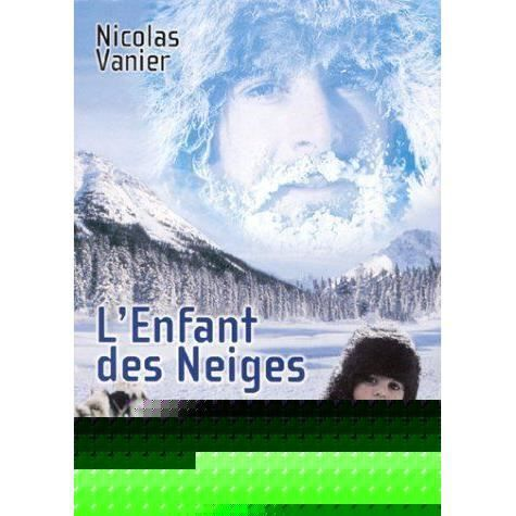 dvd l 39 enfant des neiges en dvd documentaire pas cher. Black Bedroom Furniture Sets. Home Design Ideas