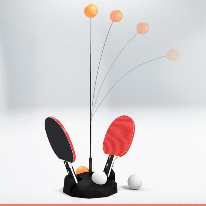 Nouveauté créative arbre flexible entraîneur de ping-pong machine formateur enfants formation équipement de tennis de table