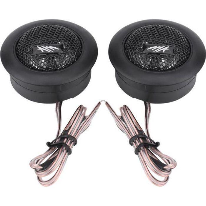 Paire de voiture 12V 150W Mini Super Power Loud Dome Haut-parleur Tweeter Haut-parleur Corne-DUO