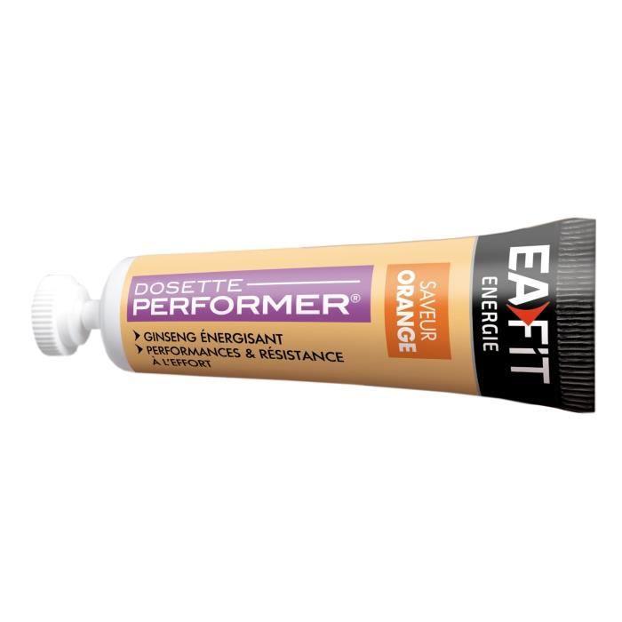 EAFIT Dosette Performer® Orange - Présentoir x50 dosettes