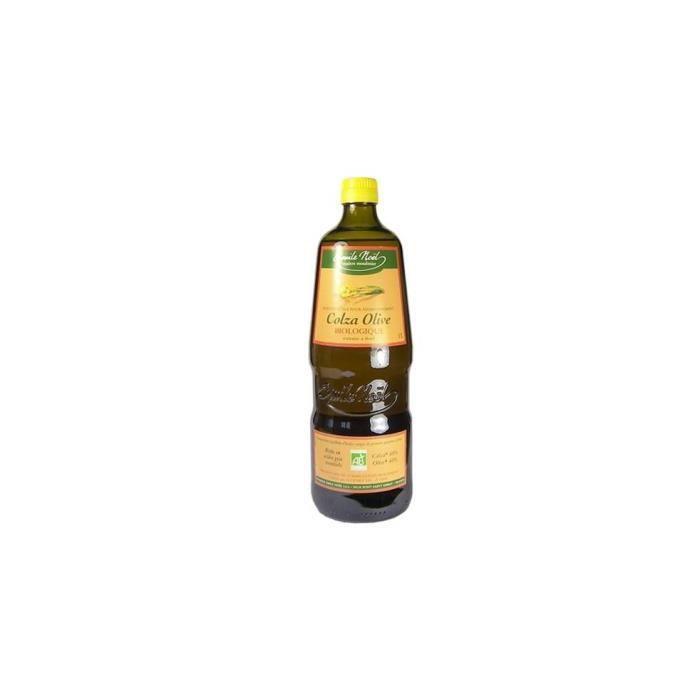 Huile de colza et d'olive bio 500 ml