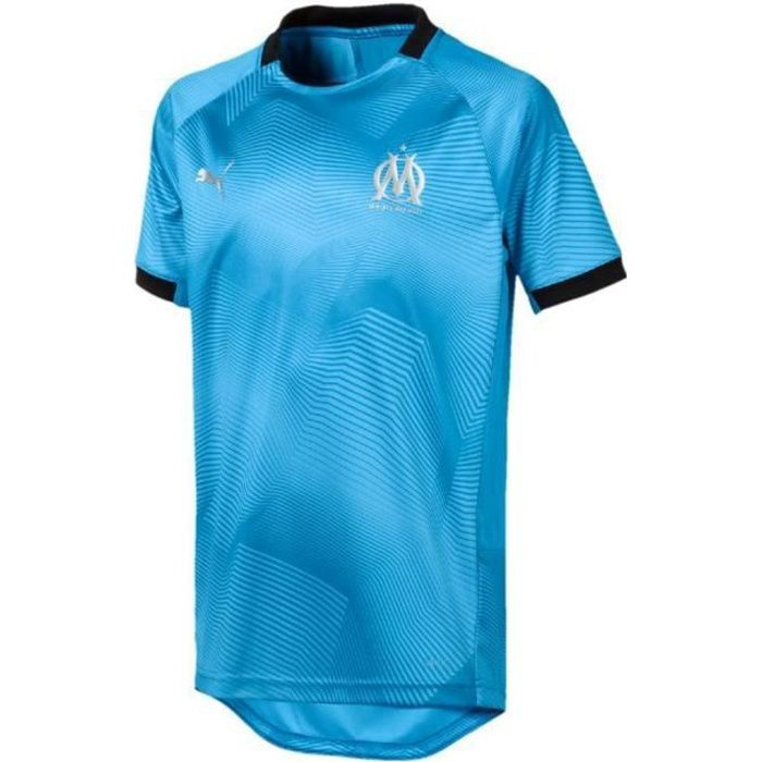 Maillot junior domicile Olympique de Marseille graphic 2018/2019
