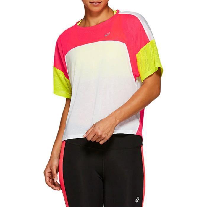 Asics Femmes Style T Shirt De Running