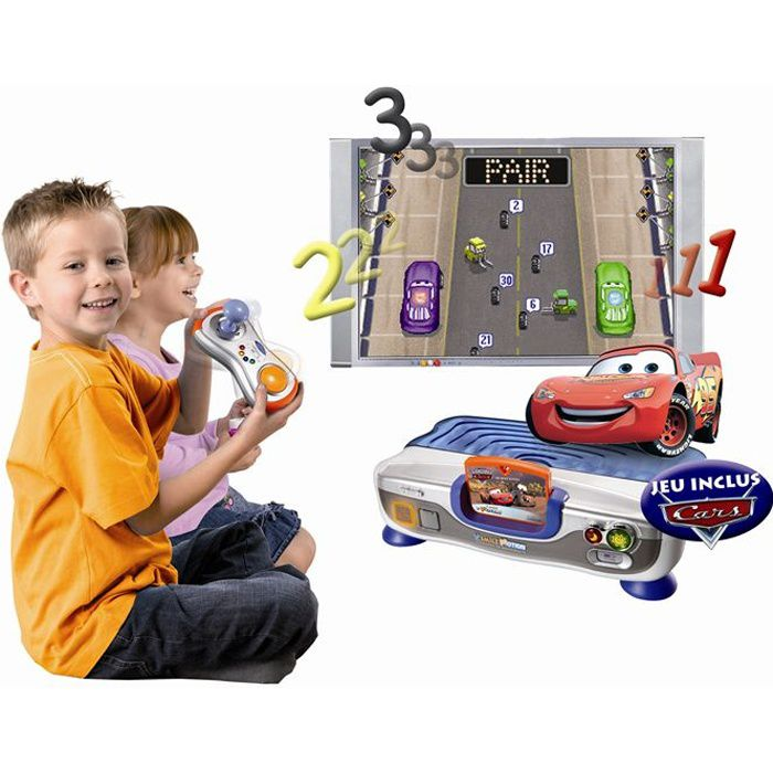 Console V.Smile Cars Motion