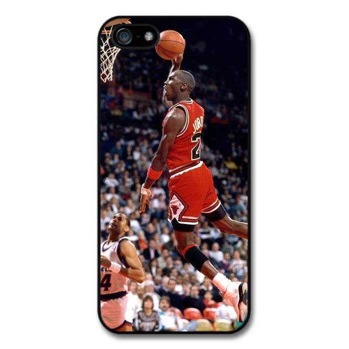 HOUSSE - ÉTUI Michael Jordan MJ 23 Basketball In the Air coque p