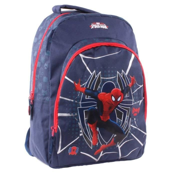CARTABLE Sac à dos 44 CM Spiderman Utlimate - Cartable