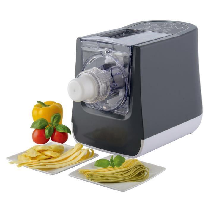 APPAREIL À PÂTES Trebs Machine à pâtes entièrement automatique Noir