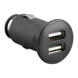 chargeur allume-cigare double USB 2,1A