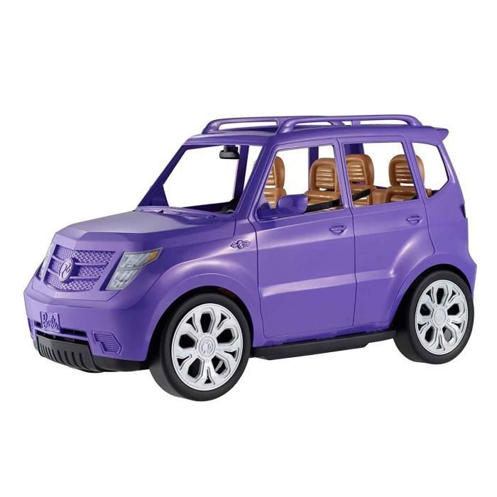 voiture barbie achat vente jeux et jouets pas chers. Black Bedroom Furniture Sets. Home Design Ideas