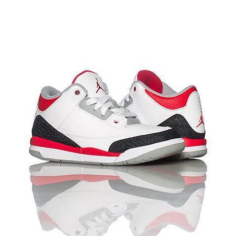 air jordan retro 3 blanc et rouge