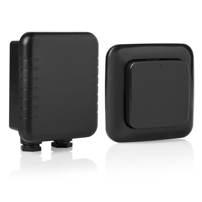 R/écepteur domotique int/érieur Smartwares Prise command/ée 3600 W