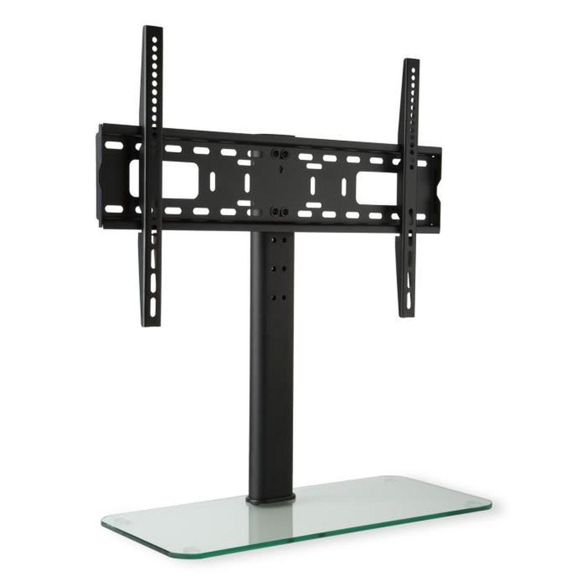 """FIXATION - SUPPORT TV auna Support TV taille L 76cm pour écrans 23 à 55"""""""