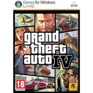 JEU PC GTA IV Jeu PC