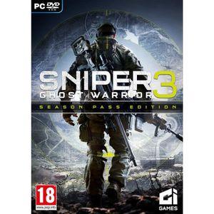 JEU PC Sniper Ghost Warrior 3 Season Pass Edition Jeu PC
