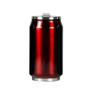 YOKO DESIGN Canette Isotherme 280 ml - Rouge