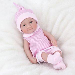 POUPÉE Réaliste bébé poupée 30cm nouveau-né poupée enfant