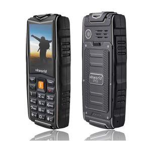 SMARTPHONE VKworld Stone V3 IP67 Téléphone mobile étanche à l