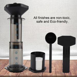 MACHINE À CAFÉ Machine à expresso filtre Filtre à café en plastiq