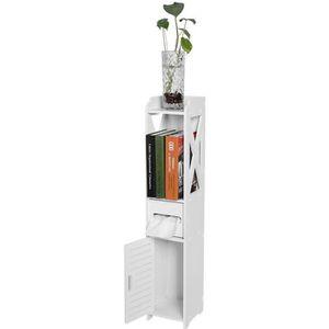 COLONNE - ARMOIRE SDB Armoire de salle de bain meuble WC étagère  WC en