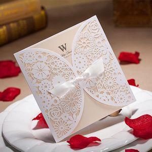FAIRE-PART - INVITATION Lot de 50 cartes d'invitation de mariage Faire-par